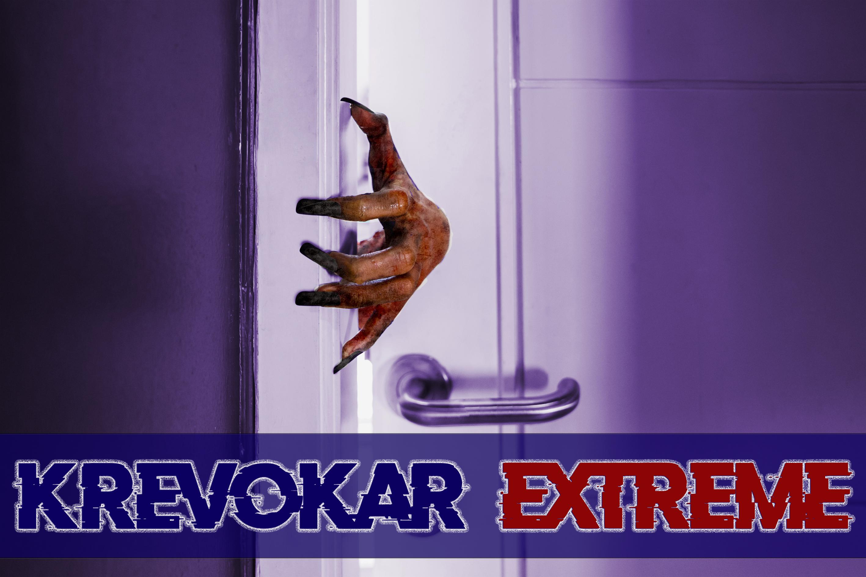 Krevokar EXTREME 90 minute escape room
