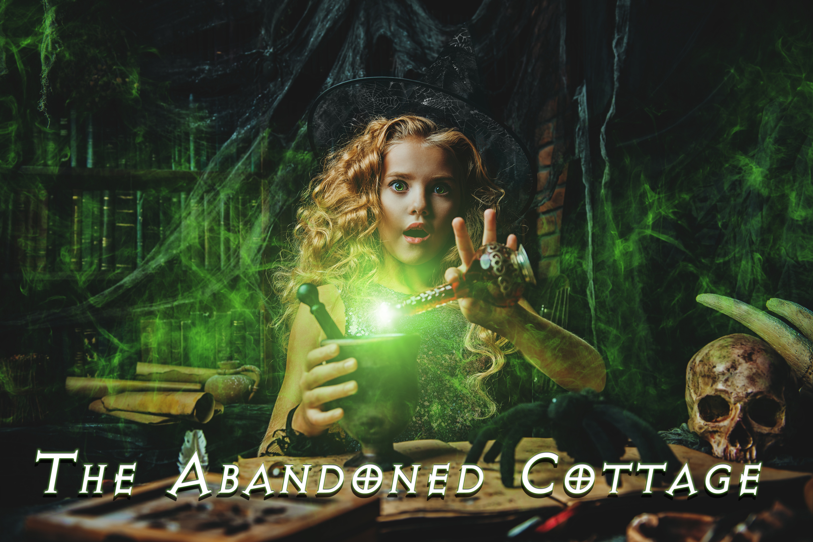 witches escape room abandoned cottage get lost escape rooms